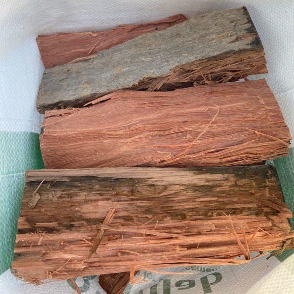 Cape Firewood Supplies 50KG Closeup